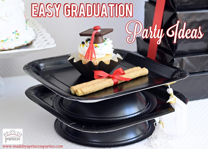 easy graduation party ideas
