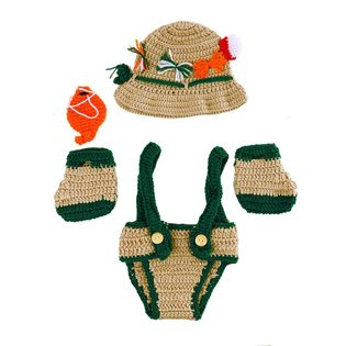 Fishing Baby Shower Ideas crochet outfit