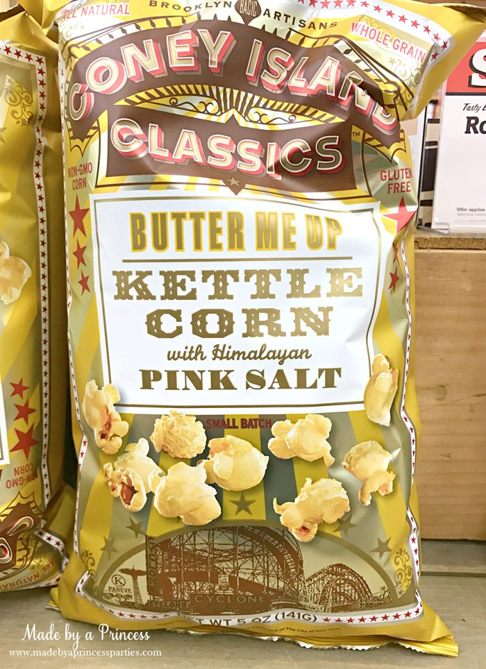 Summertime Picnic Basket Must Haves kettle corn
