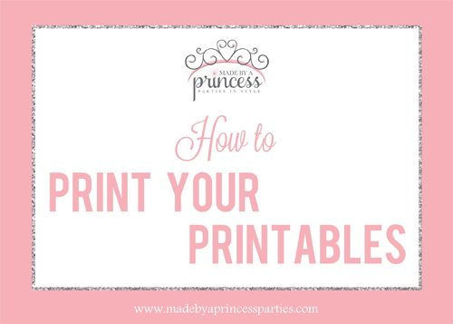 print your printables