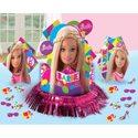 Fashionista Barbie Party Ideas Barbie Sparkle Centerpiece - Made by a Princess #barbie #barbieparty