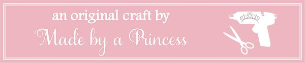 MadebyaPrincess Original Craft Badge
