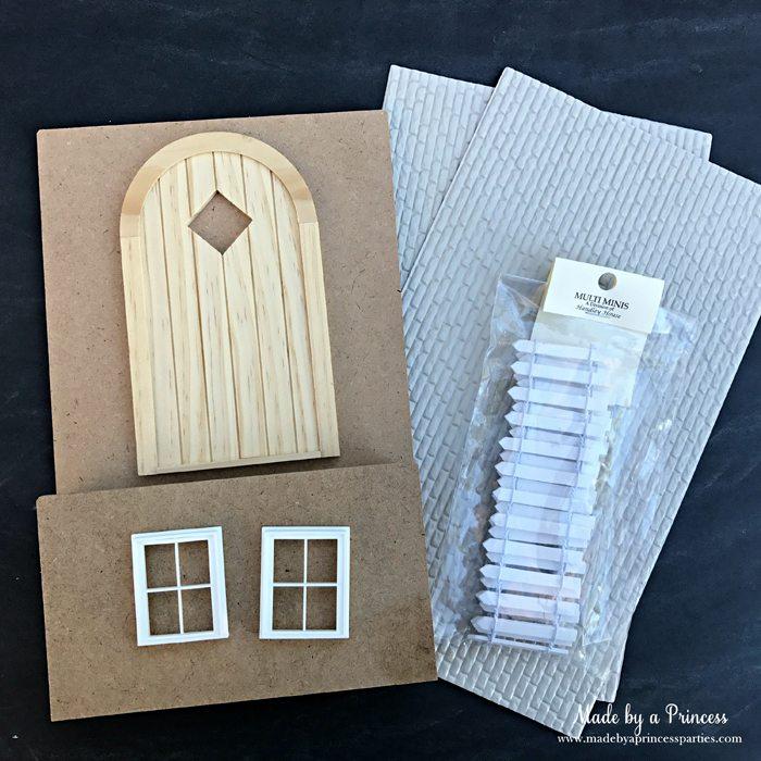How to Create Your Own Tiny Elf Door Tutorial elf door kit MadebyaPrincess #elfdoor #fairydoor #elfdoorkit