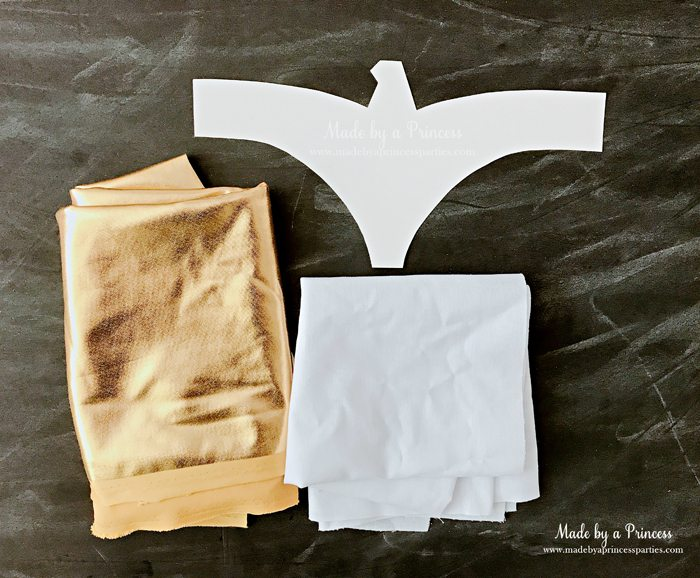 Wonder Woman Movie Costume supplies for eagle on leotard MadebyaPrincess #halloweencostume #wonderwoman #galgadot #wonderwomancostume