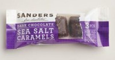 Sanders Sea Salt Chocolate