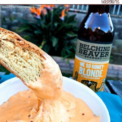 Creamy Beer Cheese Dip Recipe