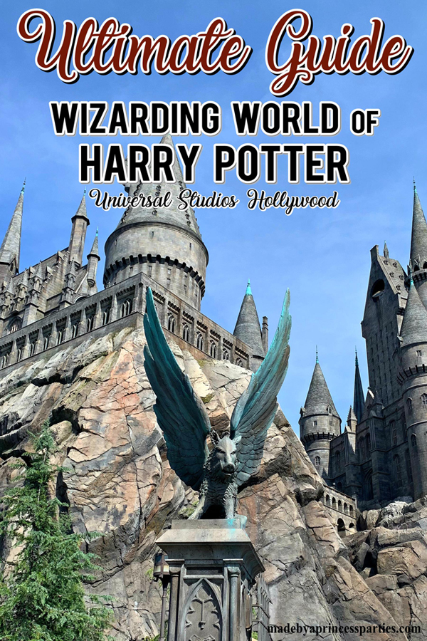 Wizarding World of Harry Potter Hollywood FIRST-TIMER tips. Universal Studios Hollywood