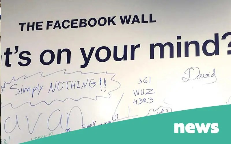FaceBook Wall - What's on your mind