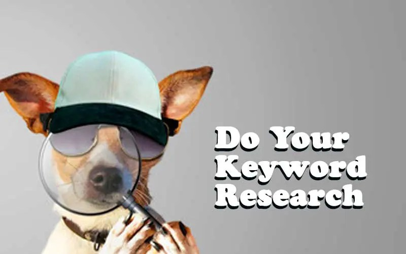 How To Do Keyword Research in 7 easy steps: By Factory, Digital Agency In Manchester