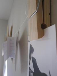 Made By GC - Journal - Giant Clothespin Wall Decor