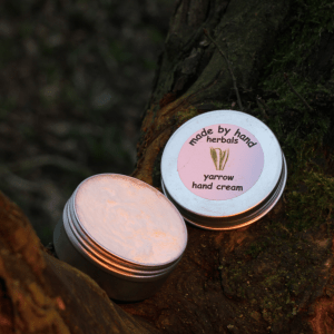 yarrow hand cream | herbal | natural | traditional