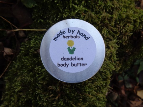 dandelion body butter | traditional herbal remedies | natural ointments | hedgerow remedies | hedgerow medicine