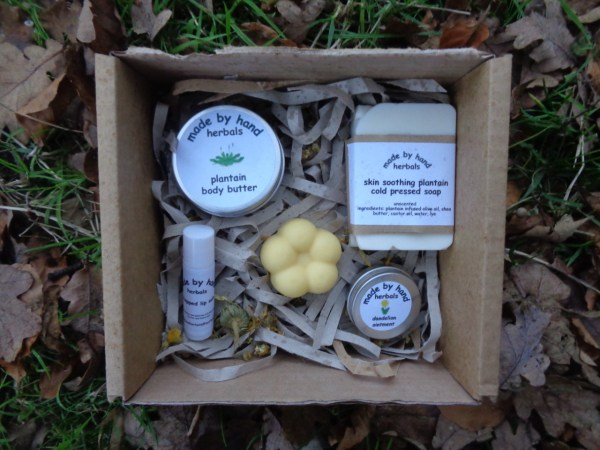 skin soothing gift box | natural | herbal | traditional