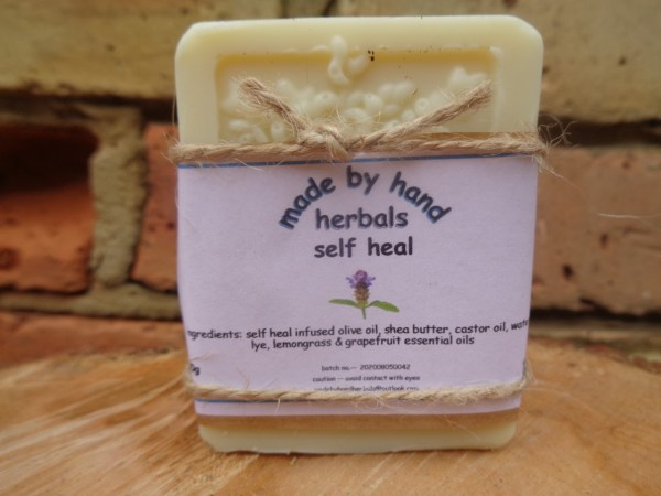 self heal soap | Cold Pressed Soap | hand nade | natural | traditional