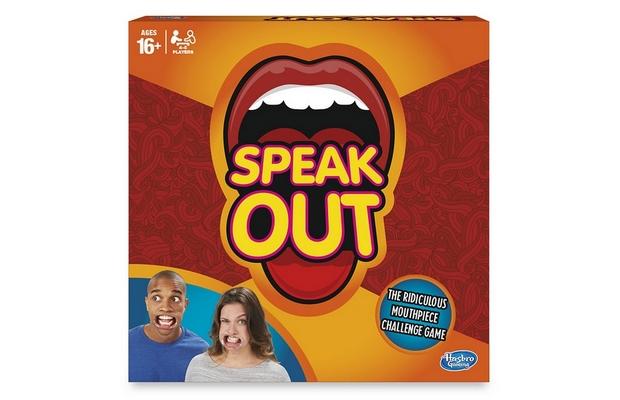 Spel som speak out