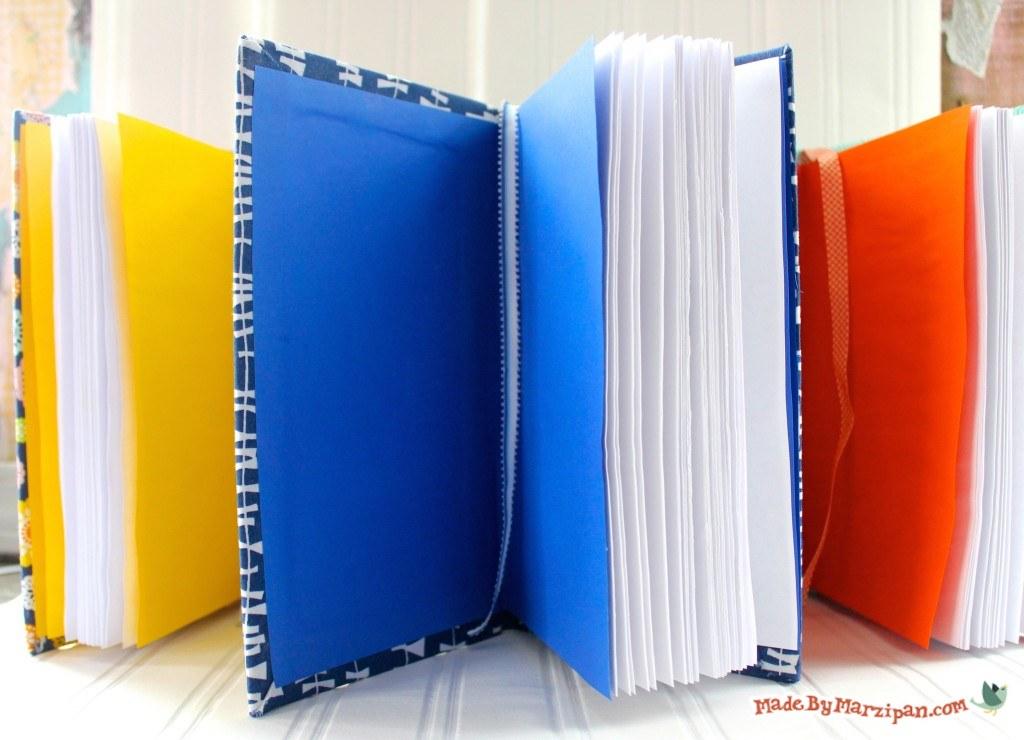 diy hardcover book tutorial