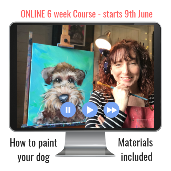 Online course image