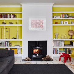 Shelving For Living Room Walls Popular Decor Wall Gallery On Systems Alcove With White Made To Measure Shelves And Fixings