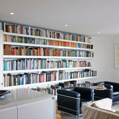 Bookcase Cabinets Living Room Navy Sofa Wall Shelving Gallery On Systems Seemless Book Shelves Using 6m Long White
