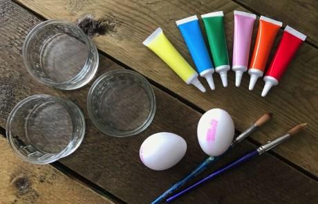 diy tempera paint supplies