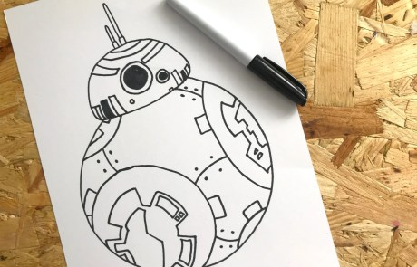sharpie bb8