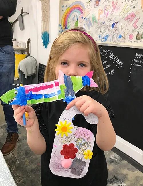 half term art and craft class for kids Caversham Berkshire