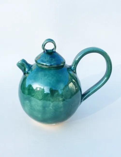 clay pottery teapot class Caversham Reading Berkshire