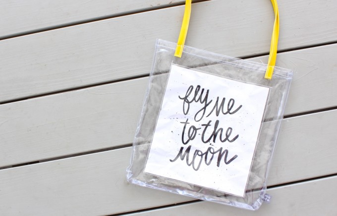 How to make Totes with a Quote on MADE