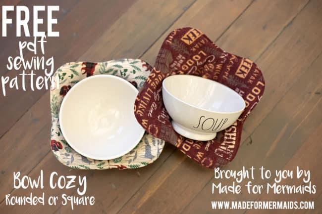 free pdf pattern bowl cozy pattern