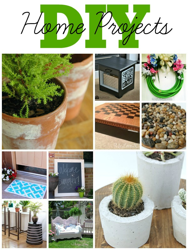 10 Diy Outdoor Decorating Projects Bakerette