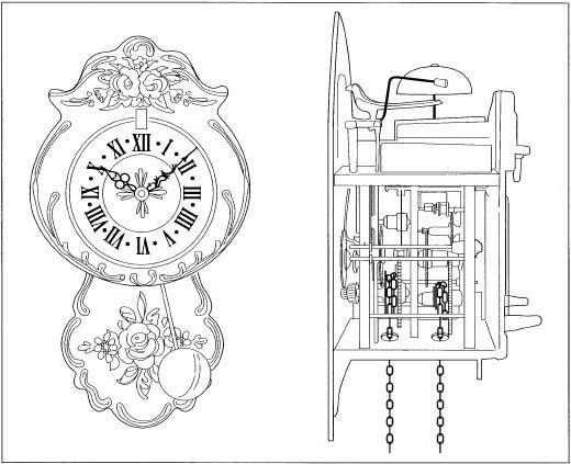 Clock Repair: Coo Coo Clock Repair Manual