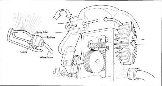 Bidirectional Gearwheel : educationalgifs