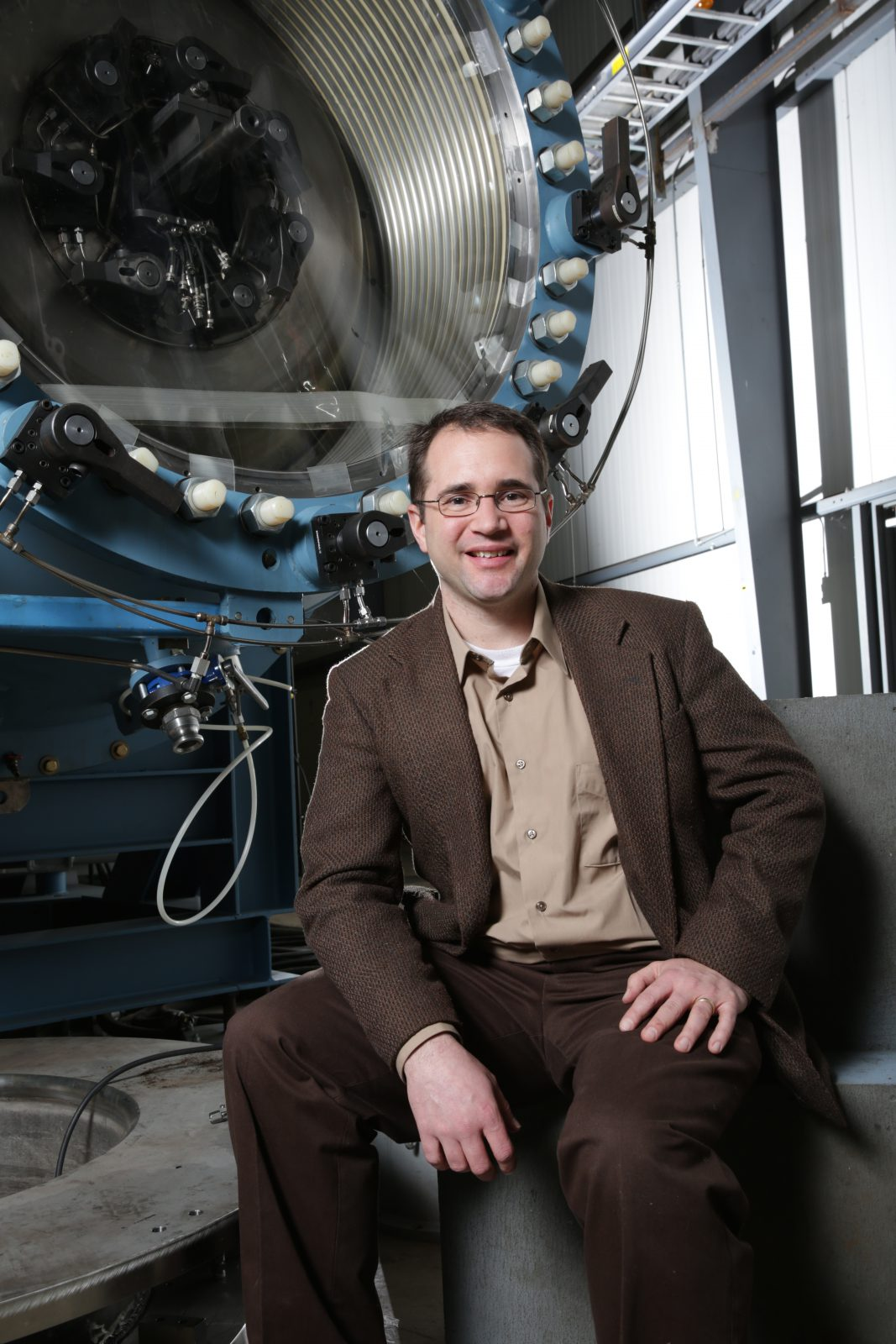 Alabama researchers probe futuristic propulsion system  Made in Alabama Alabama Department of