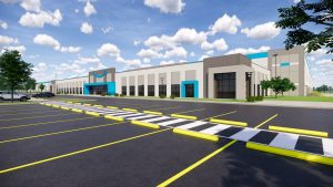 Alabama distribution center