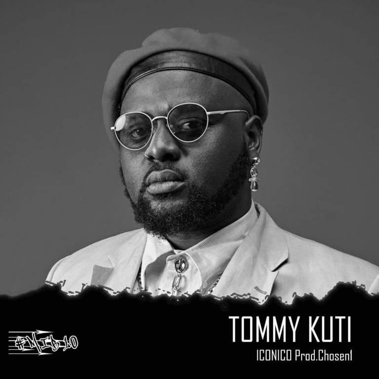 Made in Brescia 10: Tommy Kuti