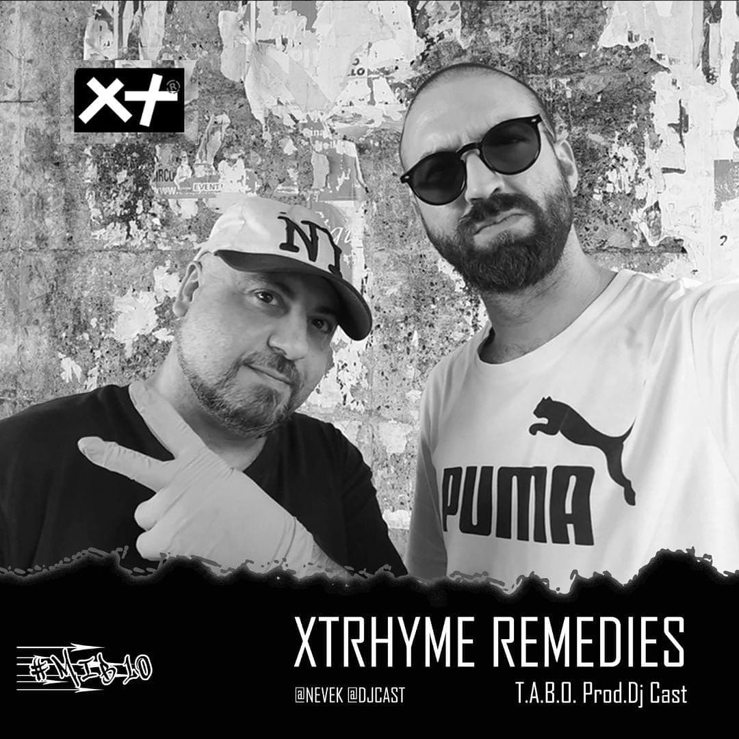 Made in Brescia 10: Xtrhyme Remedies