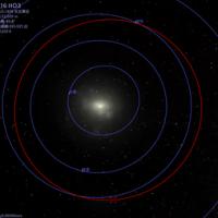 """2016 HO3. L'asteroide """"quasi-luna"""" che ci veglierà per un secolo"""