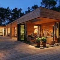 Vivere l'ambiente in una casa in Legno - Made Expo 2017