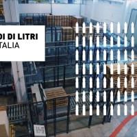 Acqua in una bottiglia di Legno? La risposta alla Plastica arriva dall'Italia