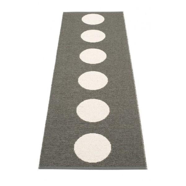 vera charcoal 70x150cm tapis plastique