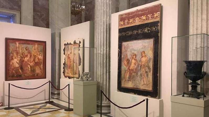 Omaggio a Pompei Forum Cultura Russia fonte Pap (2)