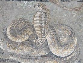 Pompei Mosaico Orione Casa Giove Regio V fonte PaP (4)