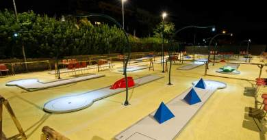 Doppio appuntamento con il Minigolf a Pompei: un Open Day e un Torneo amatoriale