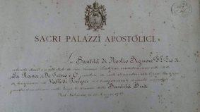 Il documento Vaticano