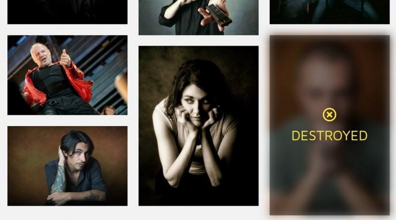 Distruggere le foto per difenderne la memoria: 7 Seconds, il progetto di Riccardo Piccirillo