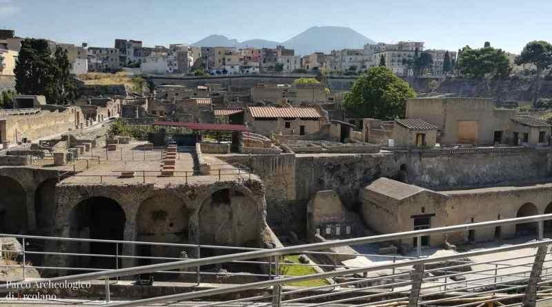 Ercolano riapre: prenotazione on-line per visitare l'intera città antica