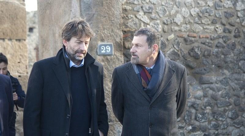 L'annuncio di Franceschini: Massimo Osanna sarà il nuovo direttore generale dei Musei Statali