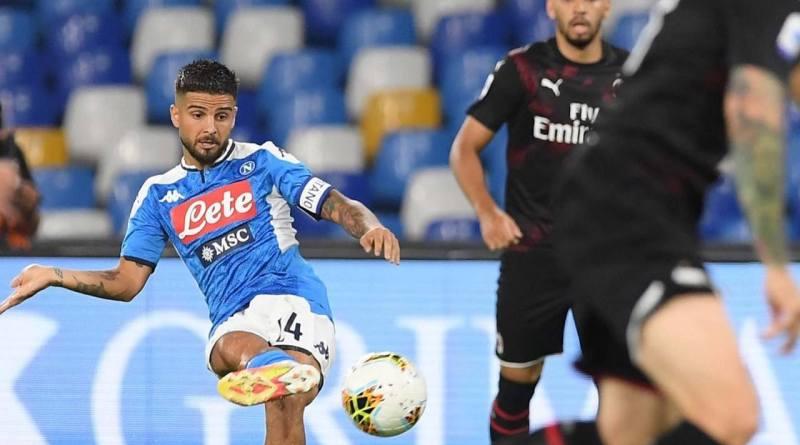 Prima X di Gattuso in campionato: Napoli-Milan si chiude sul 2-2