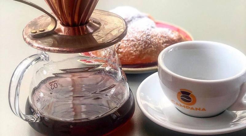 """A Pompei il coffee shop nato per diffondere la """"cultura del caffè"""""""