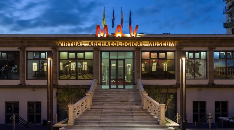 Ercolano: ad agosto il Mav inaugura Night&Day, l'apertura serale del giovedì